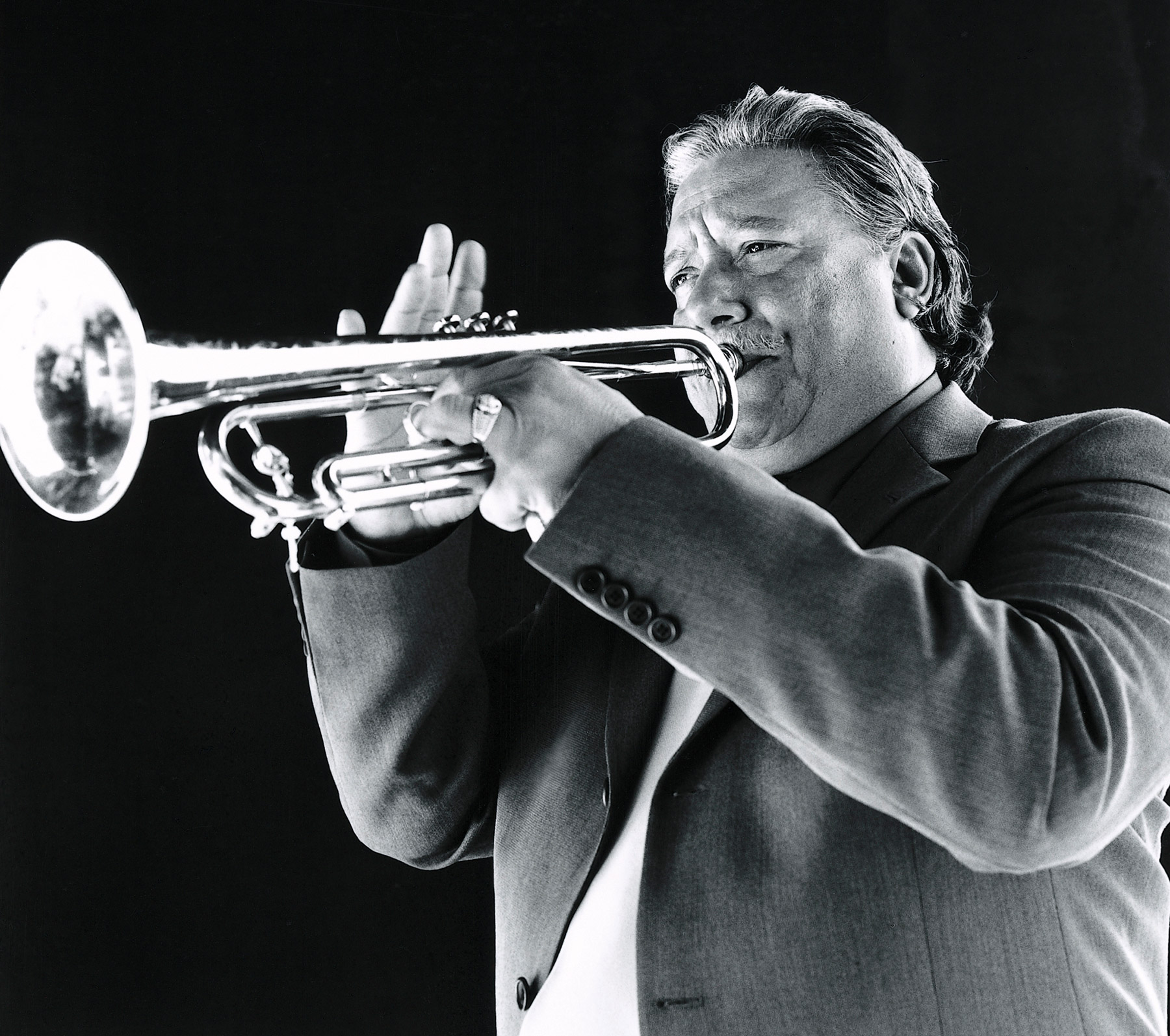 Arturo Sandoval composed the music for The Fuente Family: An American Dream.