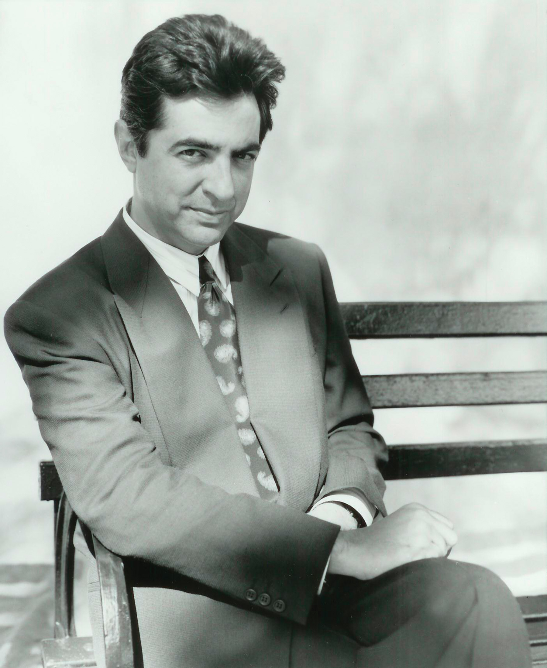 Joe Mantegna narrated the English version of The Fuente Family: An American Dream.