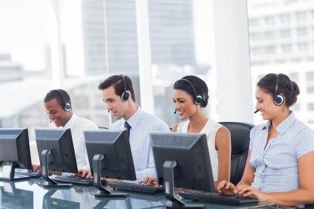 Call center software selection