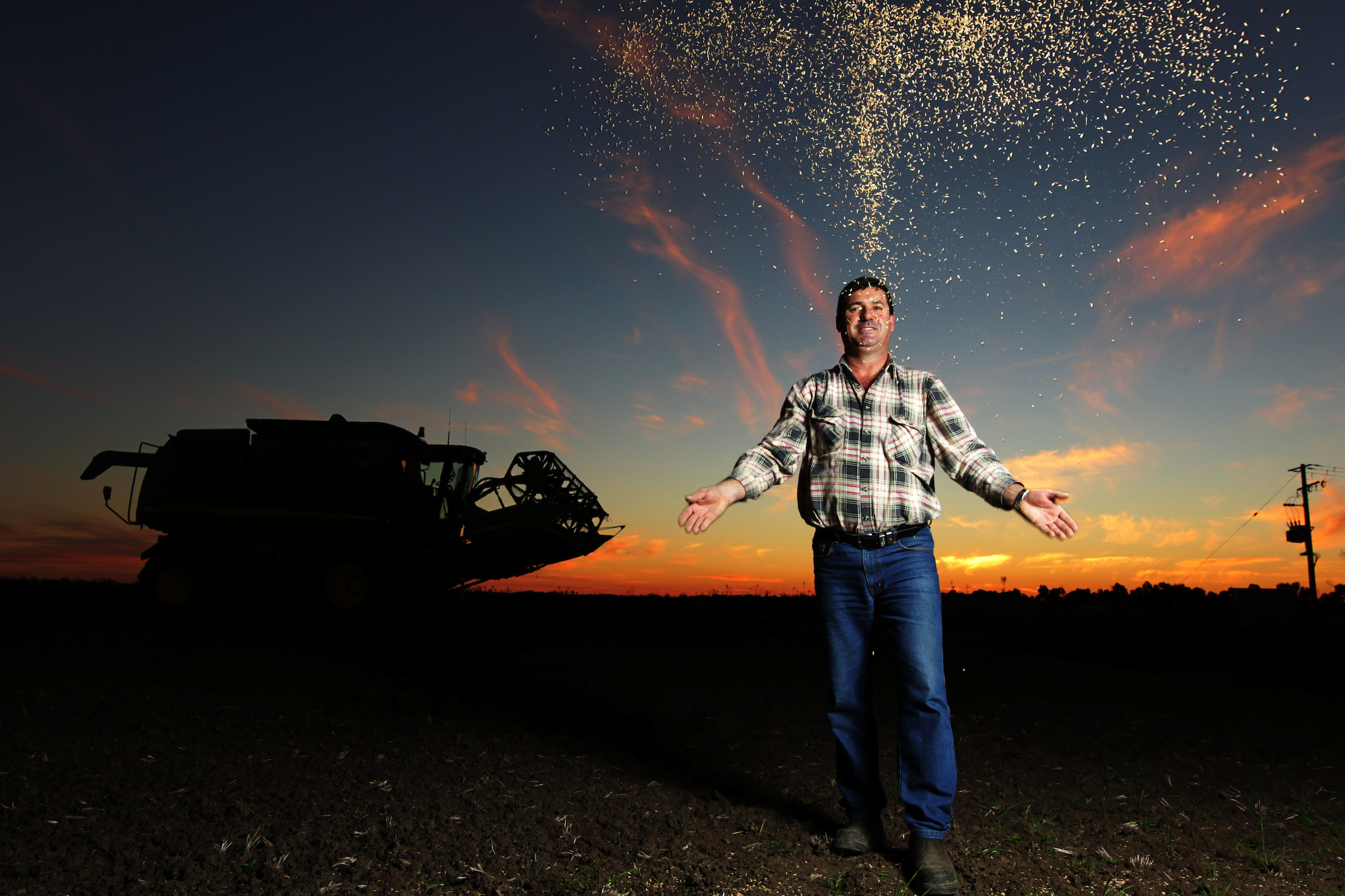 Glen Andreazza, Ricegrower and farmer.jpg