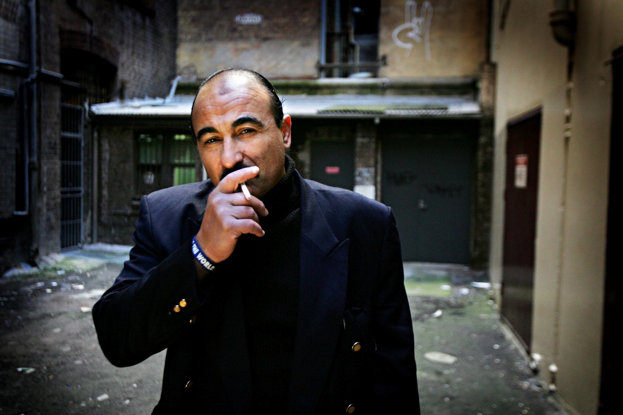 Mamdouh Habib, Australian-Egyptian author.jpg