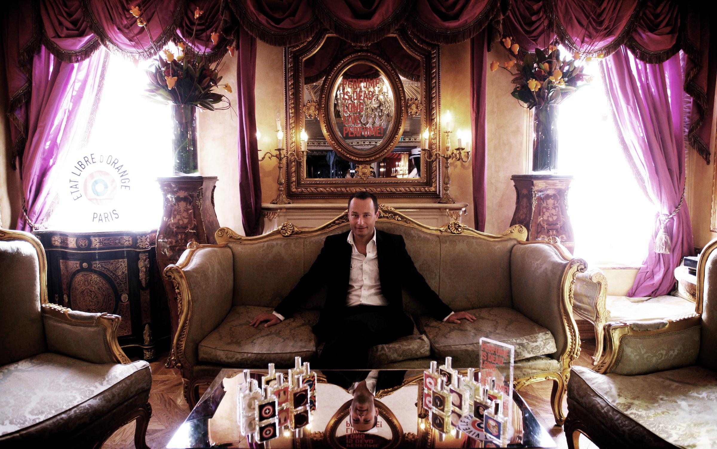 Etienne de Swardt, CEO of Etat Libre d' Orange.jpg
