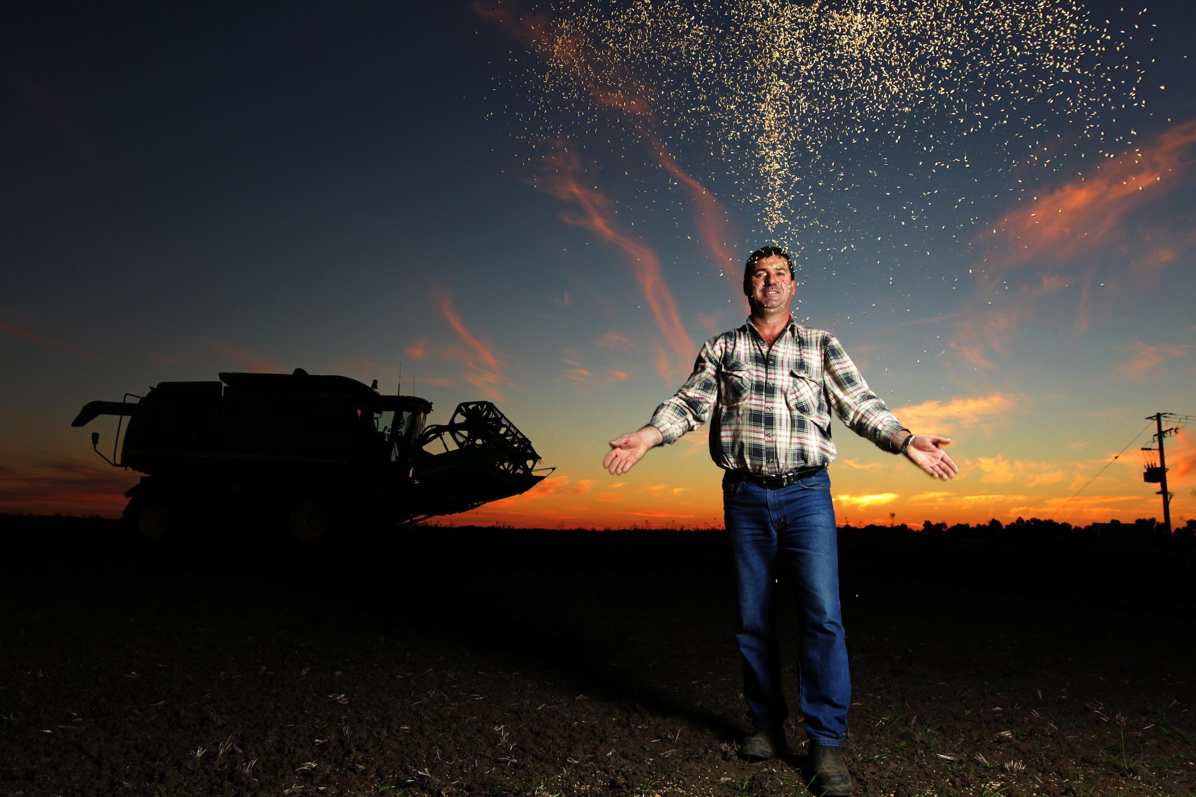 Glen Andreazza, Ricegrower and farmer.jpg