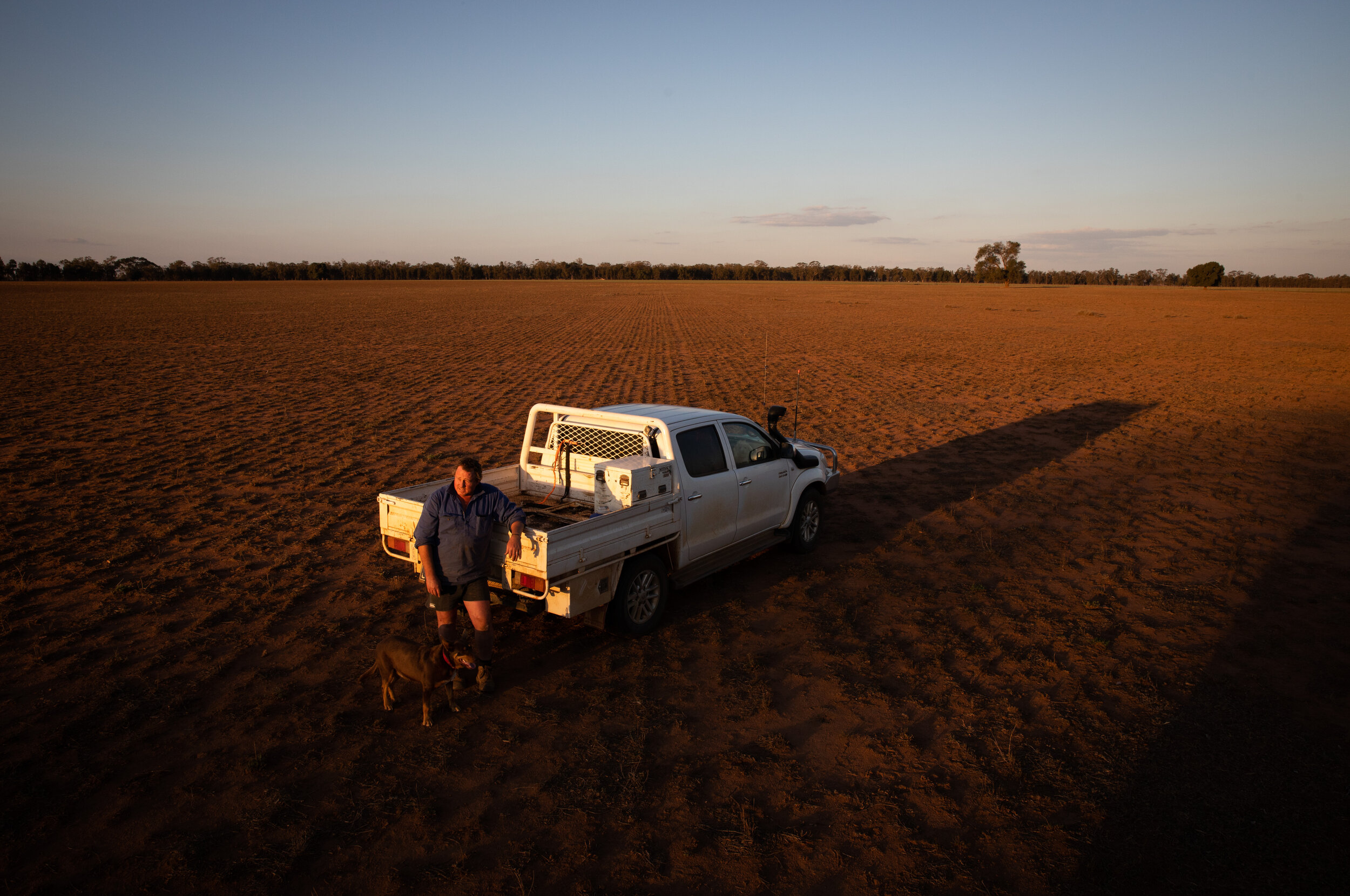 FEATURE ESSAY PHOTOGRAPHY - Drought Western NSW
