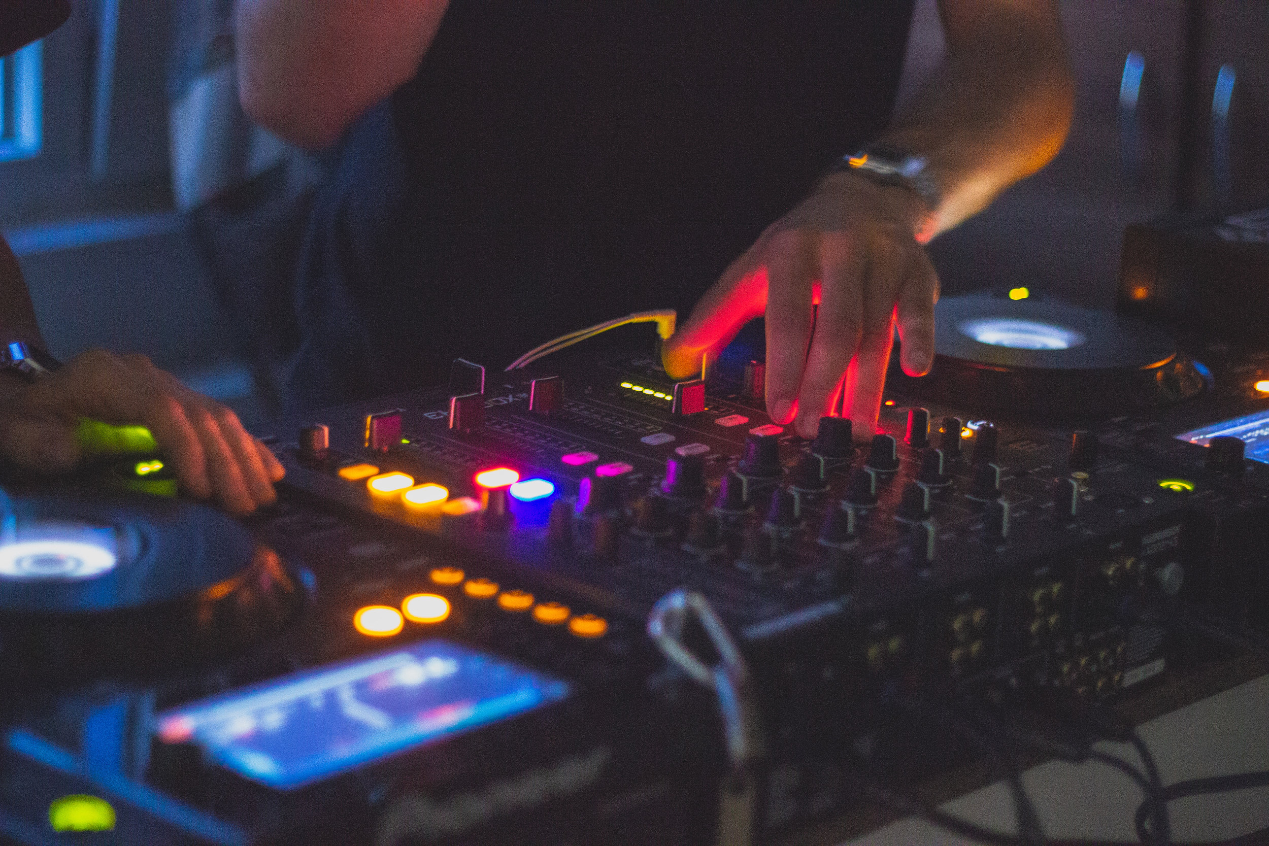 DJ SERVICES - We know how to keep your guests dancing all night long with expert music programming and beat-mixing that covers all genres and decades. Perfect for elegant, high energy, or intimate weddings, we will always ensure that our services reflect your personality and style.