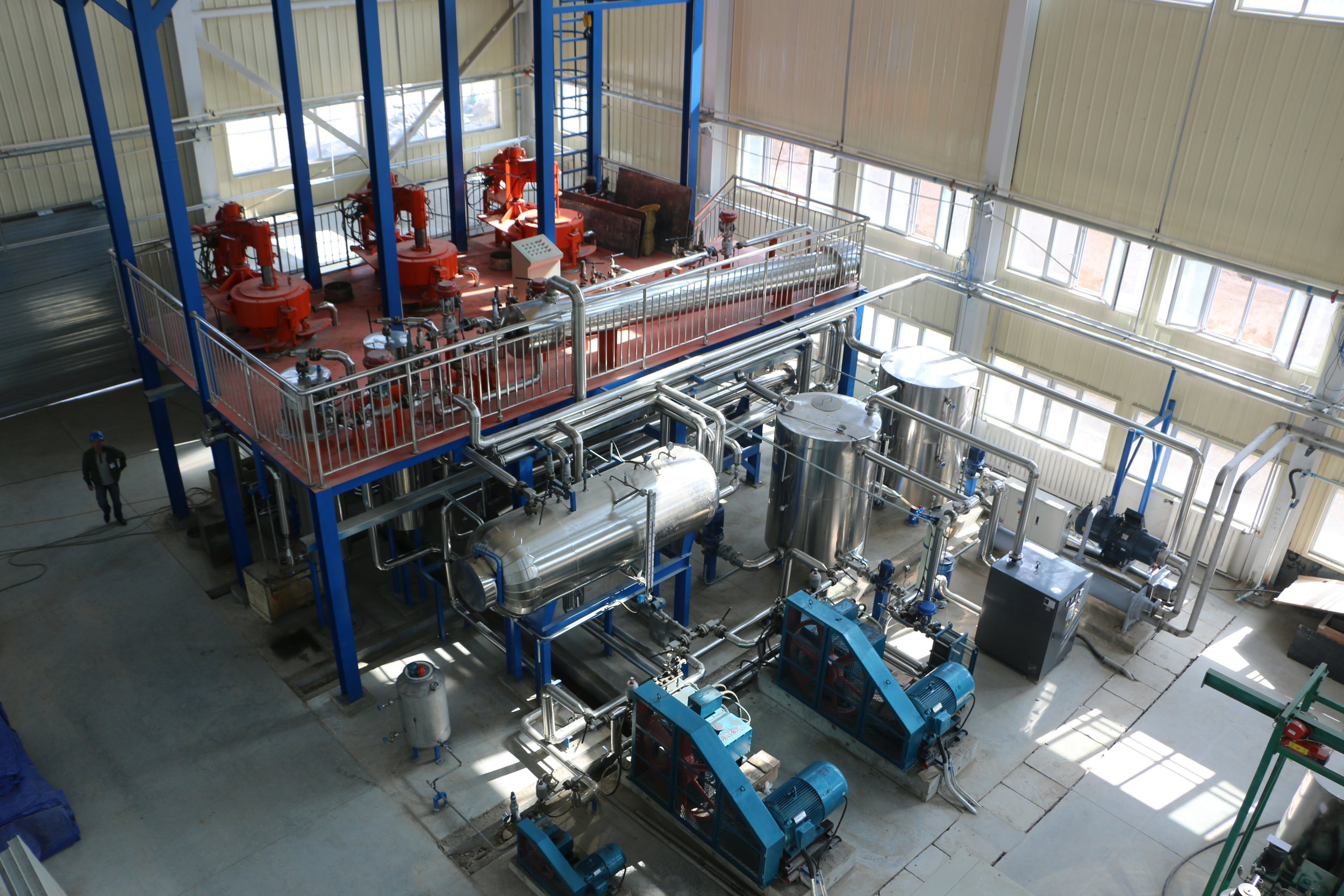 Supercritical CO₂ Extraction