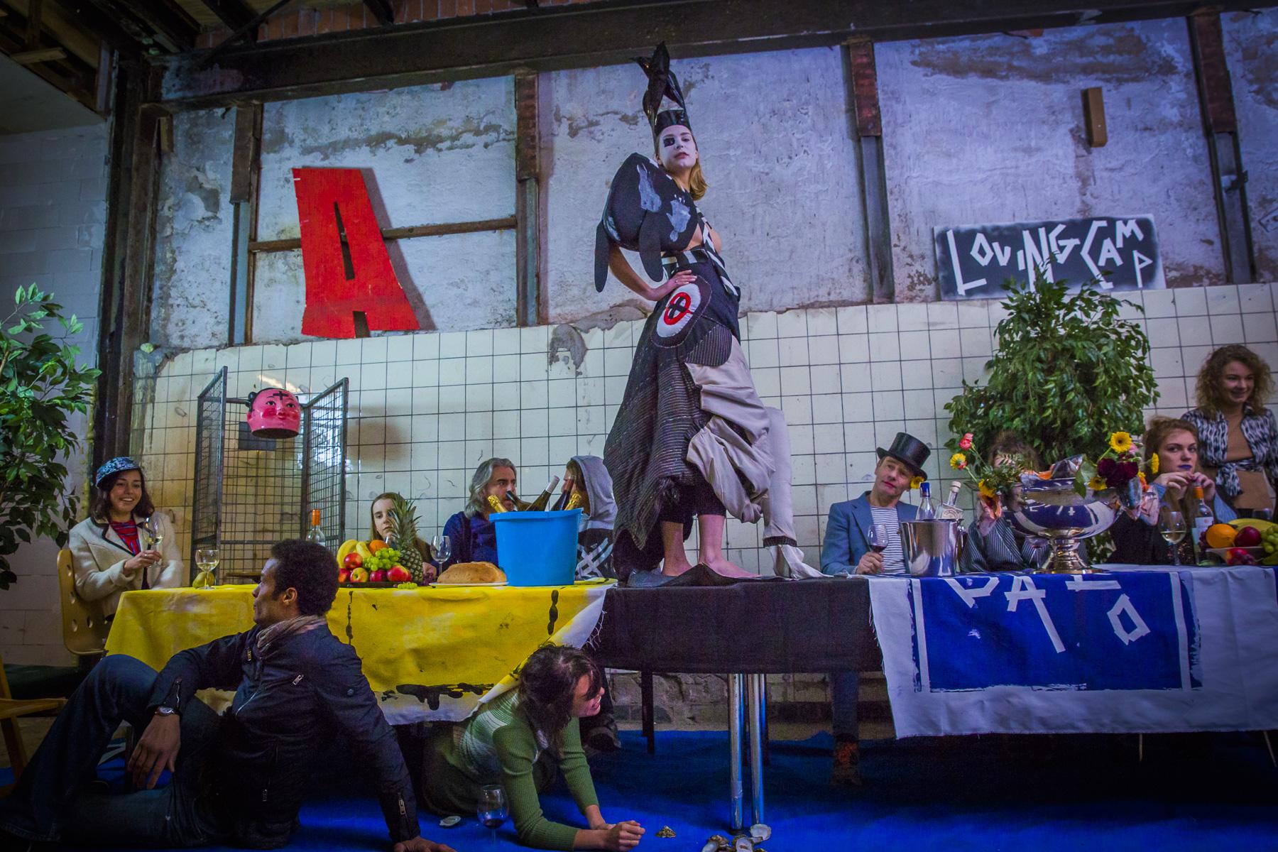 Salto Mortales: A Loving Camp