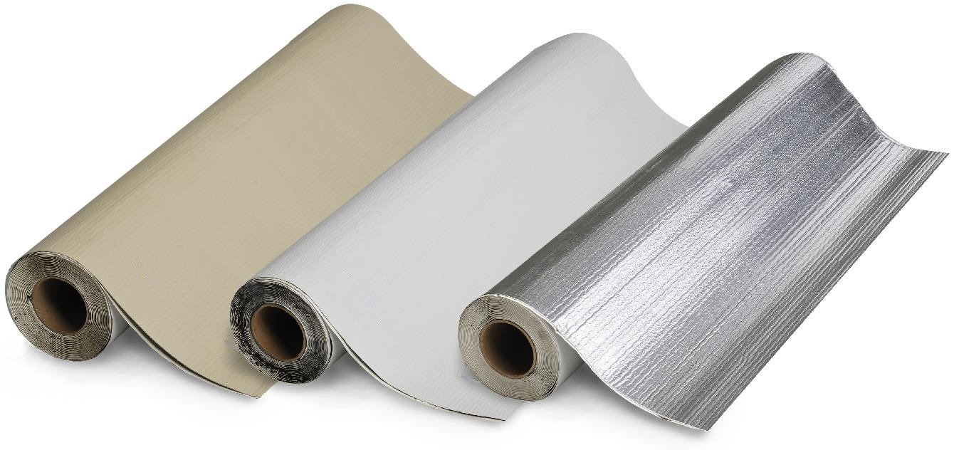 FlexClad is an easy-to-use, effective waterproofing barrier for HVAC ductwork and piping systems.