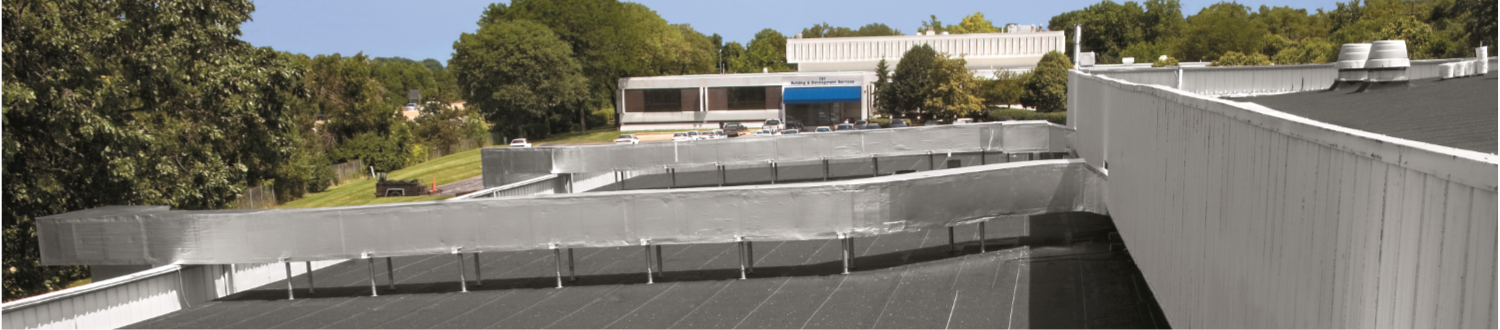 FLEXCLAD IS UV-RESISTANT FOR YEARS OF WORRY-FREE PERFORMANCE