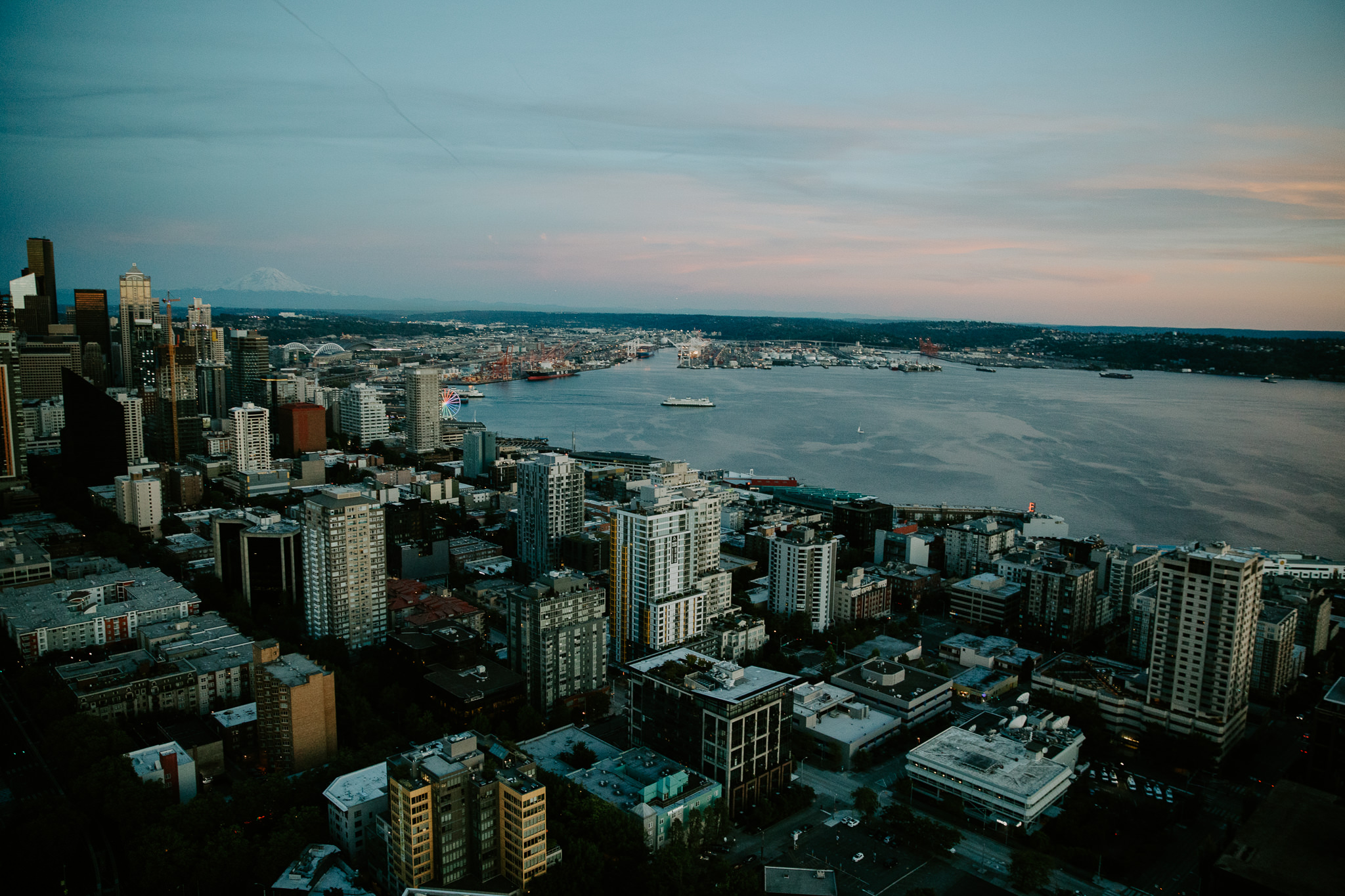 Seattle, Washington by Travel Photographer, Allie Chambers