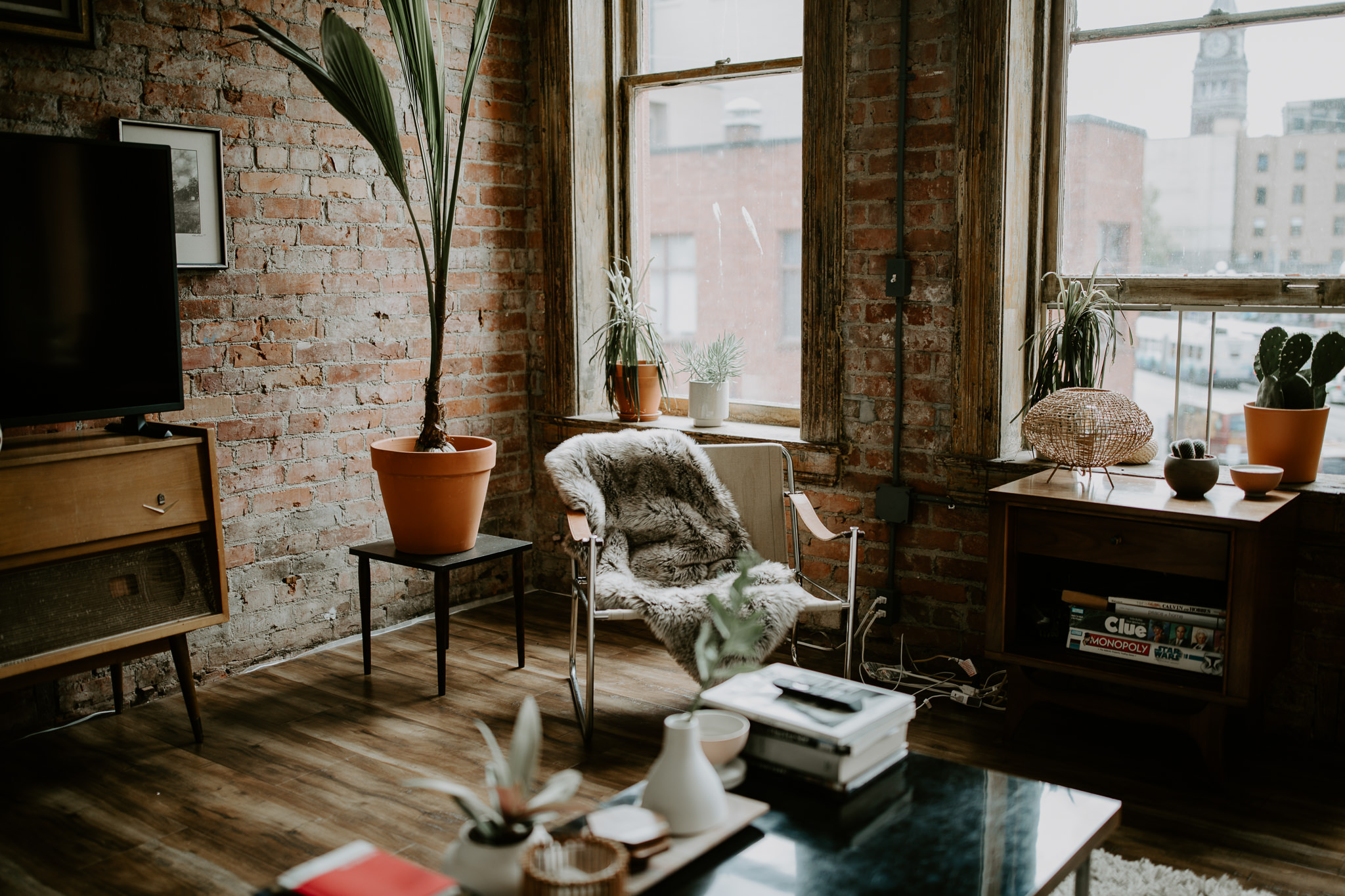 Cozy Apartment in Downtown Seattle, Washington by Travel Photographer, Allie Chambers