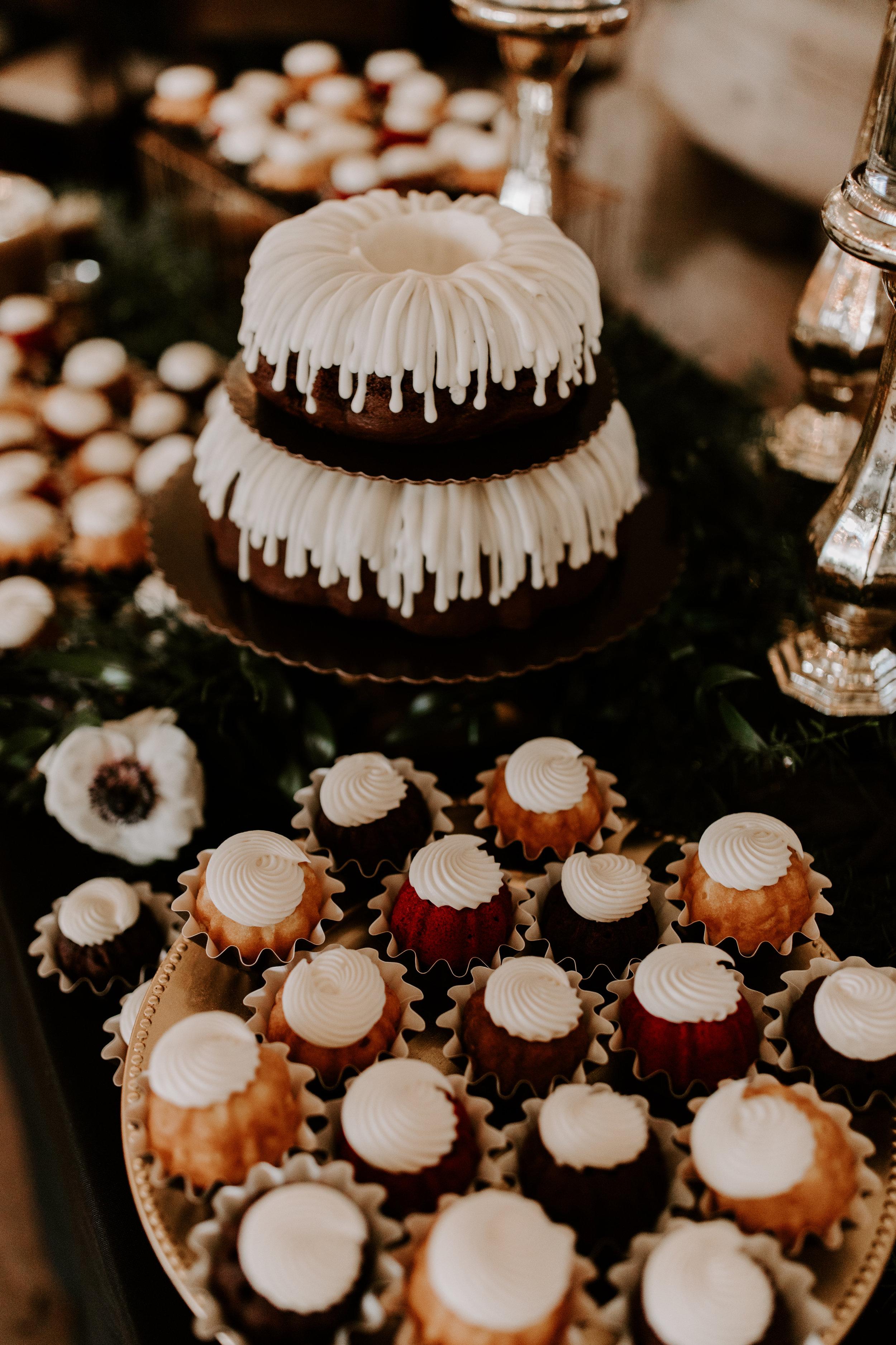 Alternative to wedding cake, wedding bundt Cake in Nashville, Tennessee