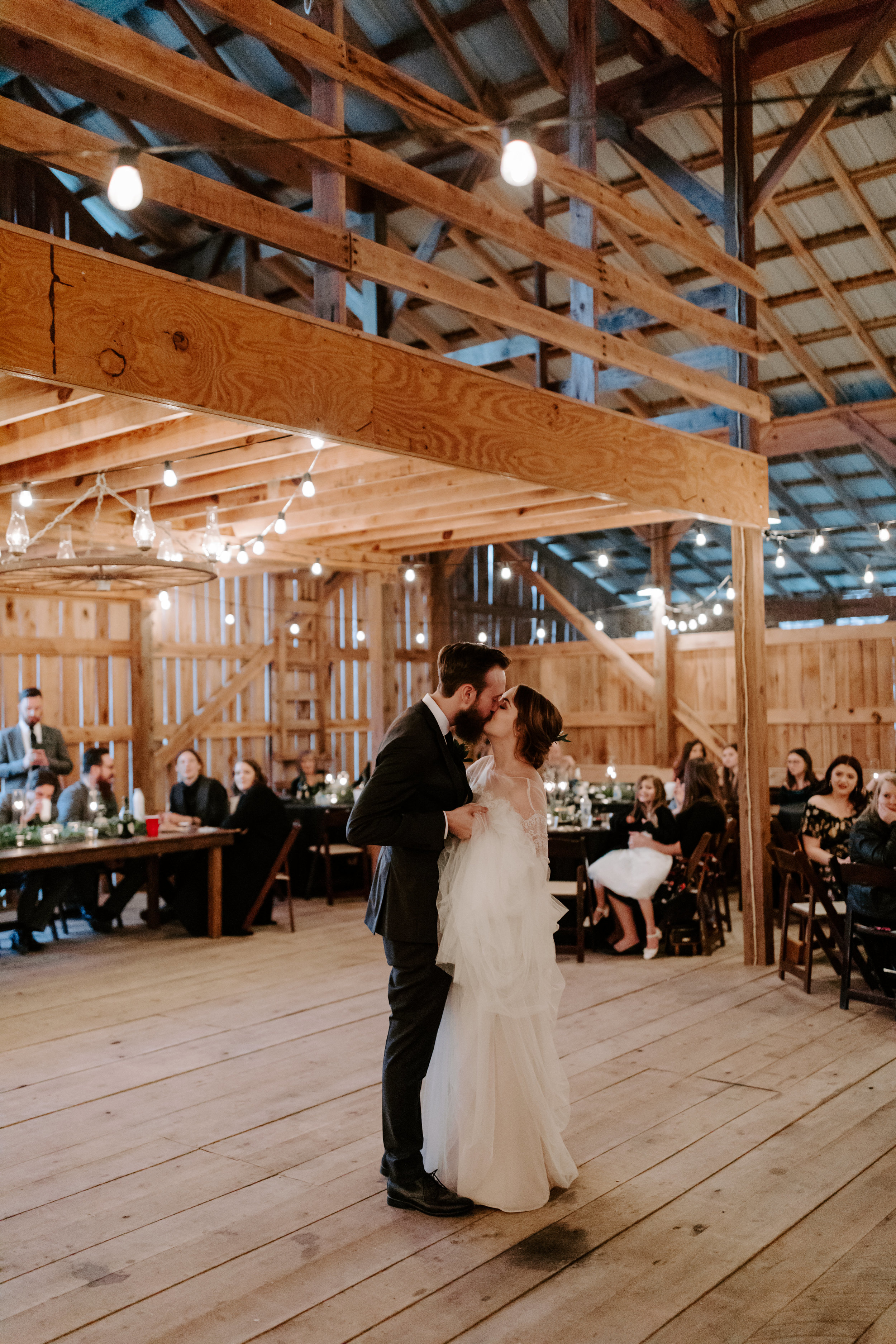 Emotional first dance pictures