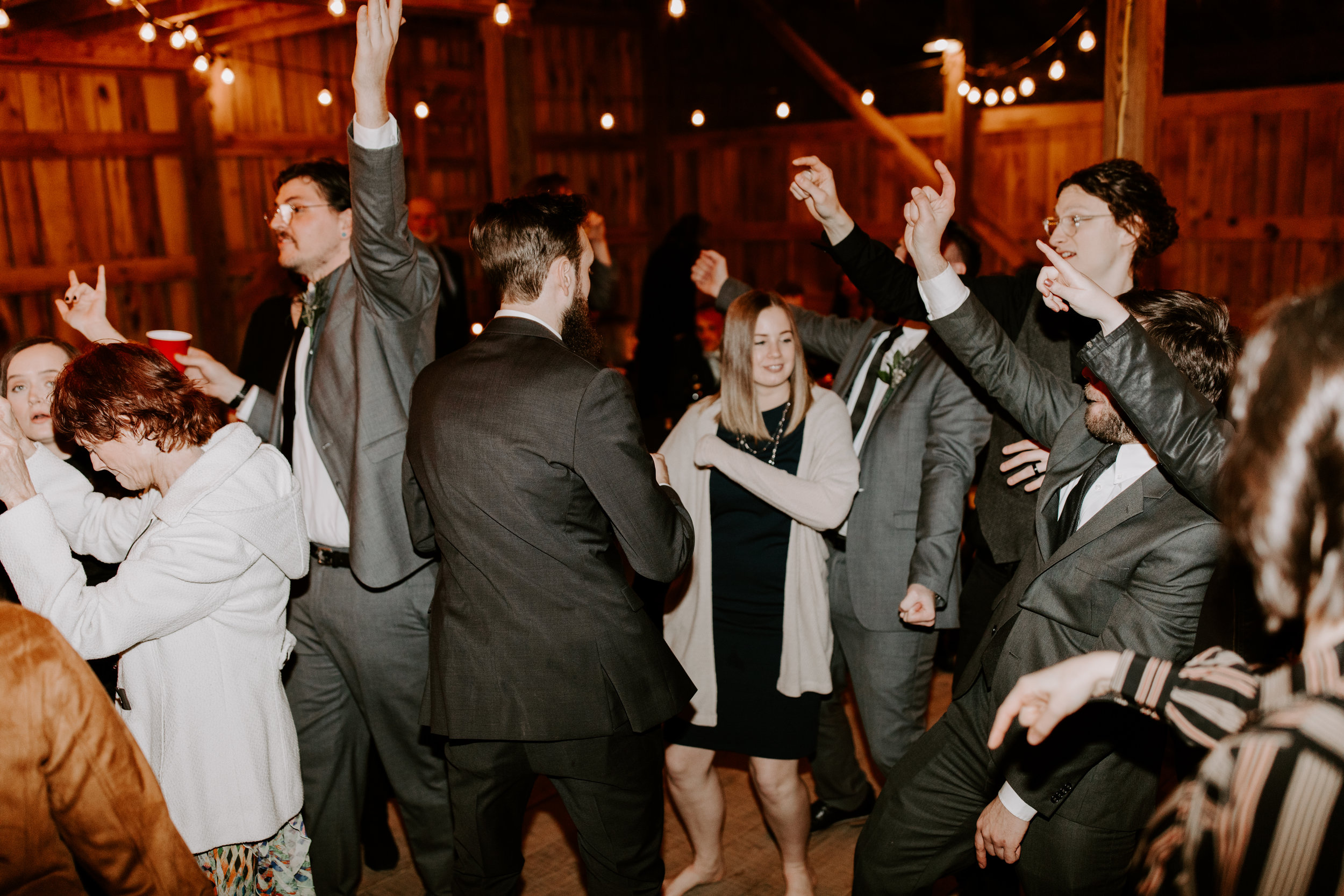 Dancing pictures at wedding in Nashville tn