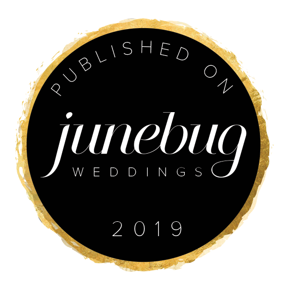 Nashville Wedding Photographer, Allie Chambers featured in JuneBug Weddings