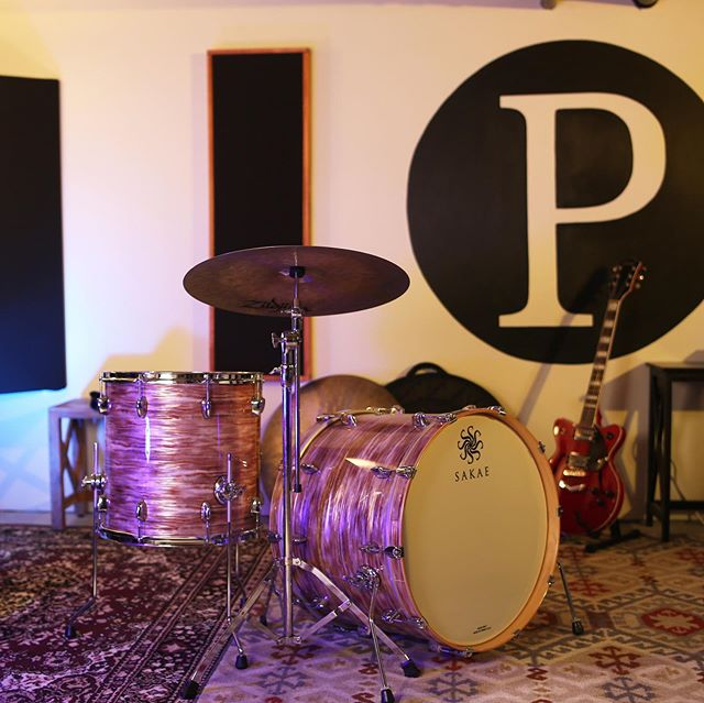 Our expansion has us reminiscing... #tbt to our very first studio space that we built in 2017... we are thrilled to be moving into a space that is twice the size, just two years later, in order to accommodate all different types of musical projects. Multiple practice rooms, sound rental, group/individual music lessons, video/audio recording, & a sound stage. We are hyped to provide all of the tools musicians need to excel. . . The Kickstarter Campaign for this new space has just 14 days left... Donate now to take advantage of discounted rehearsal space, music/dance lessons, and more! ~ LINK IN BIO ~ . .  A huge thank you to the 54 backers who have donated to our campaign so far, we cannot do this without you.