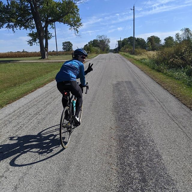 It was a beautiful day to try and keep up with Pavel! We are gearing up with training, and also fundraising!! Check out our website to meet the 2020 riders and donate to our ride! (Link in bio) . . . . . . . . . #r4wh2020 #osucom #osuwmc #ohiostate #ohiostateuniveristy #medschool #medstudents #studentdoctor #globalhealth #globalmedicine #cycling #cyclists #roadcycling