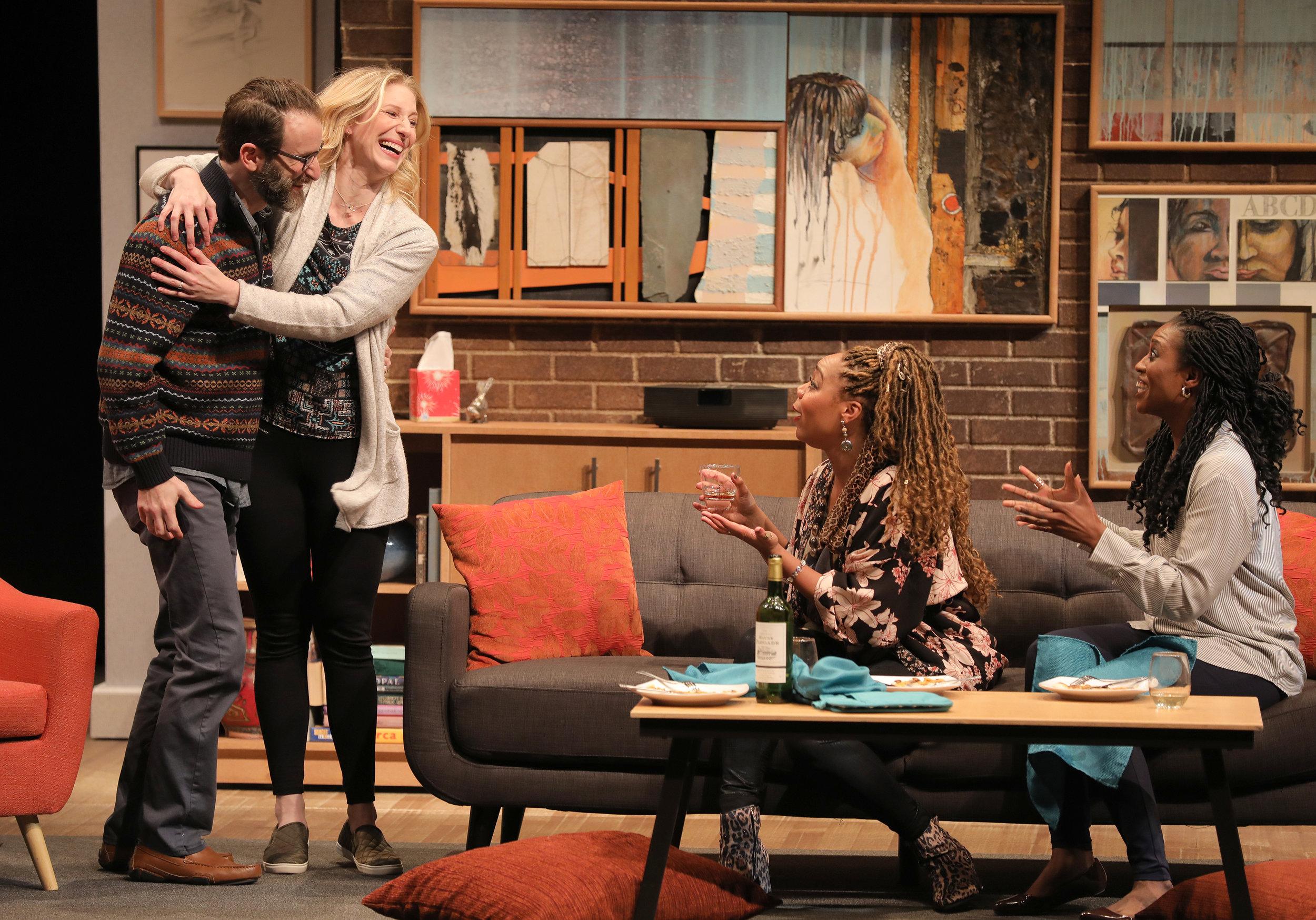 The Call (Arkansas Repertory Theatre)