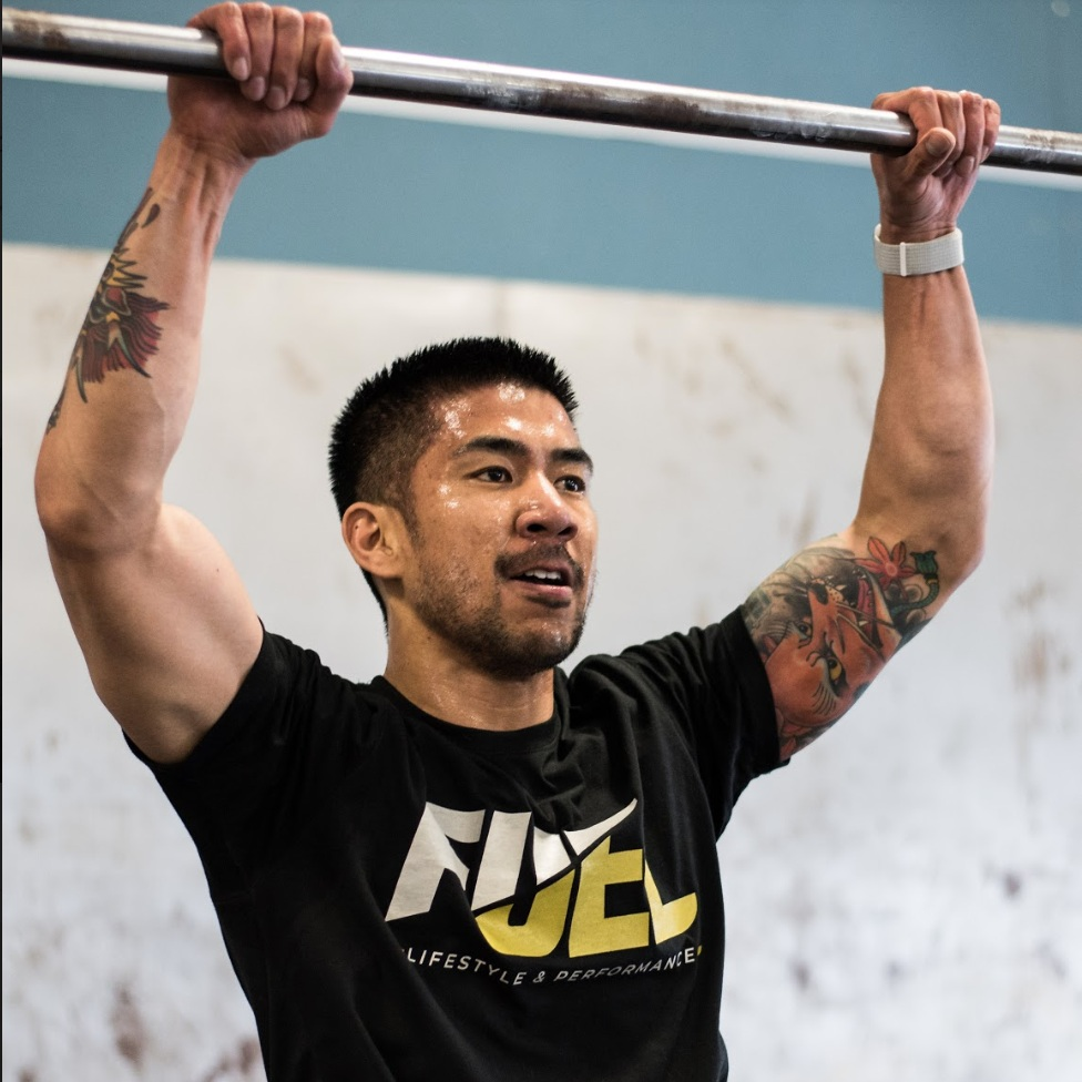 Brian   My experience at Fuel has been exceptional, I came in with no other expectation but to keep an open mind and try my best at whatever the WOD (workout of the Day) was. I've been blown away by the community of athletes that attend the gym and help to provide a positive atmosphere. I've learned how to execute total body lifts safely including a barbell snatch, cleans and jerks. I've also picked up on the lingo specific to Crossfit.