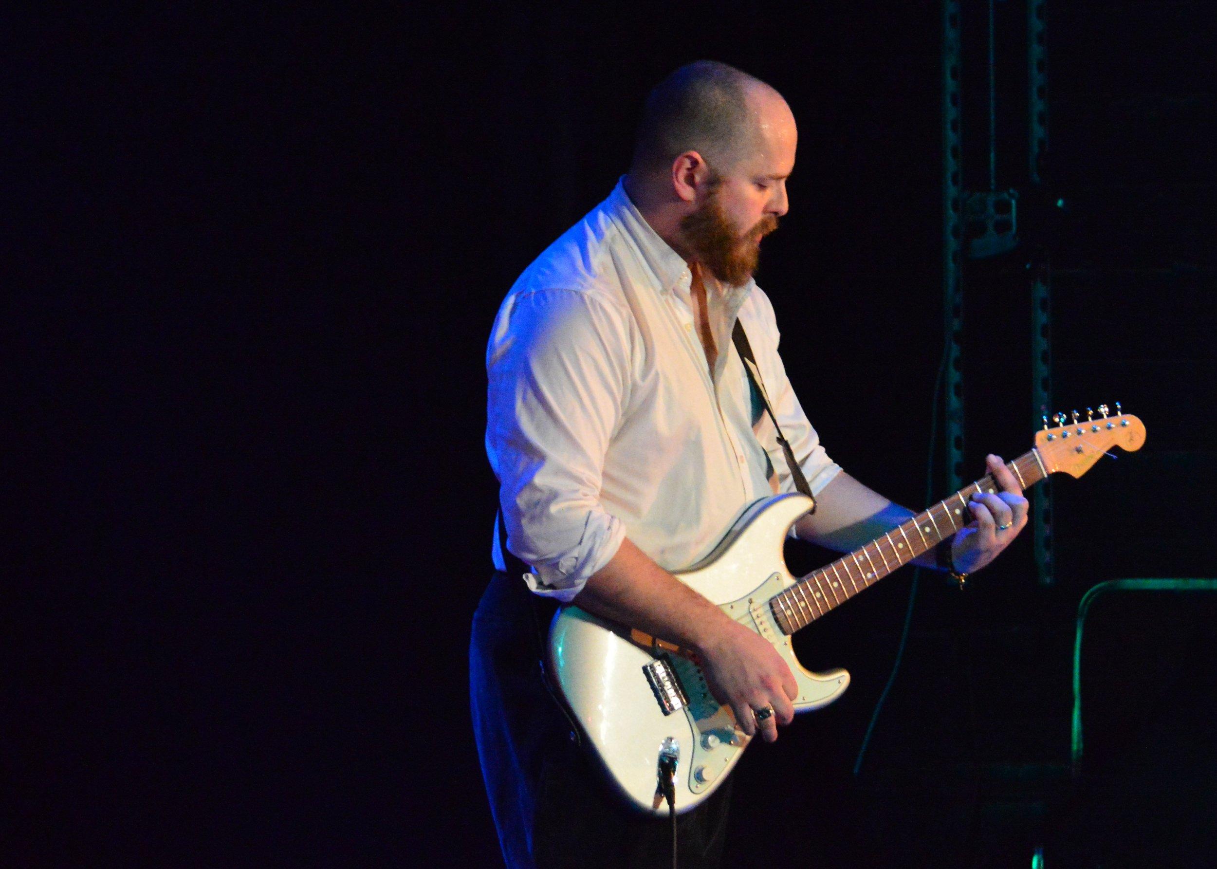 Mike Guitar Phoenix - by Renee Johnston.JPG