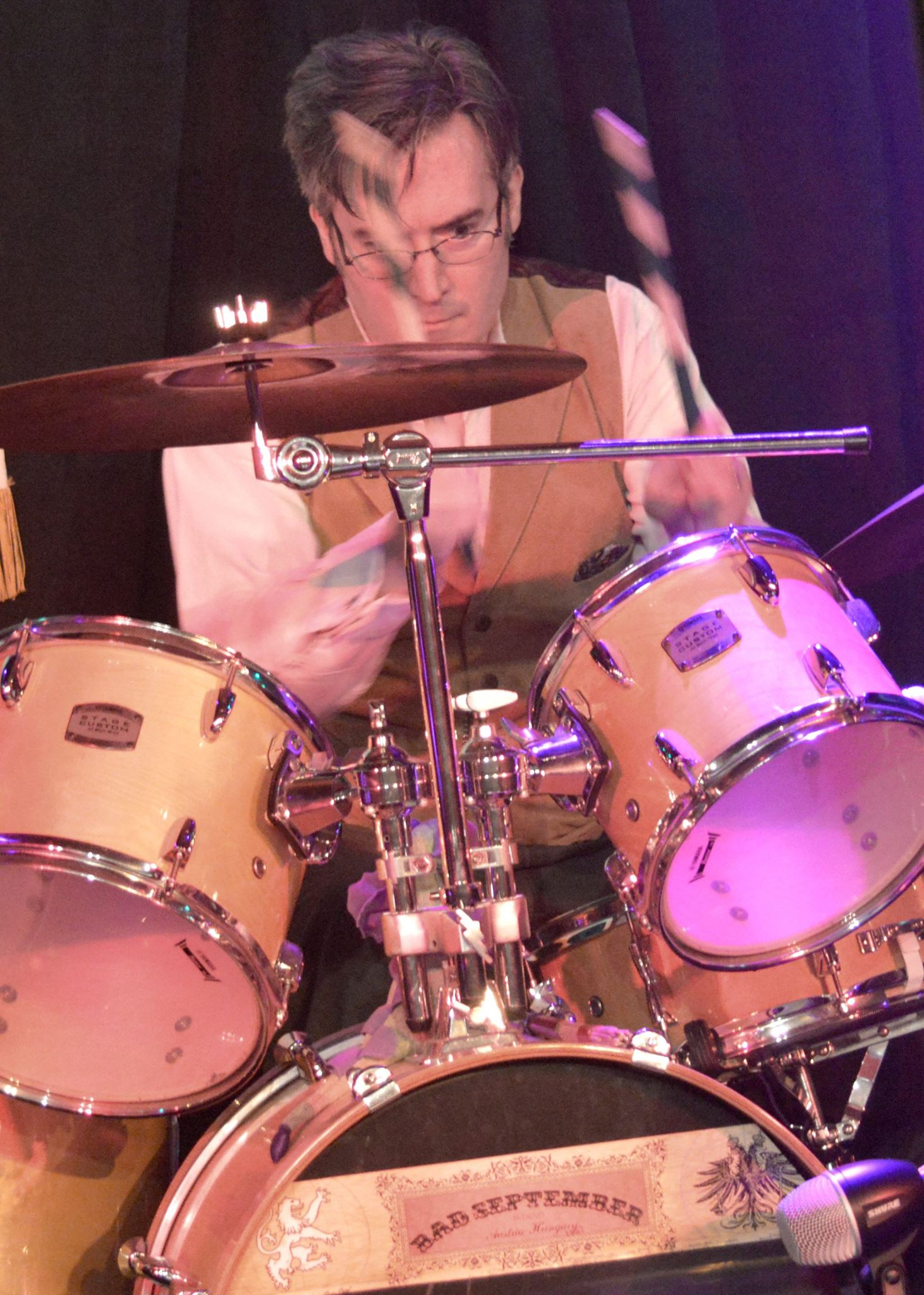 Keith Drums at Phoenix - by Renee Johnston.jpg