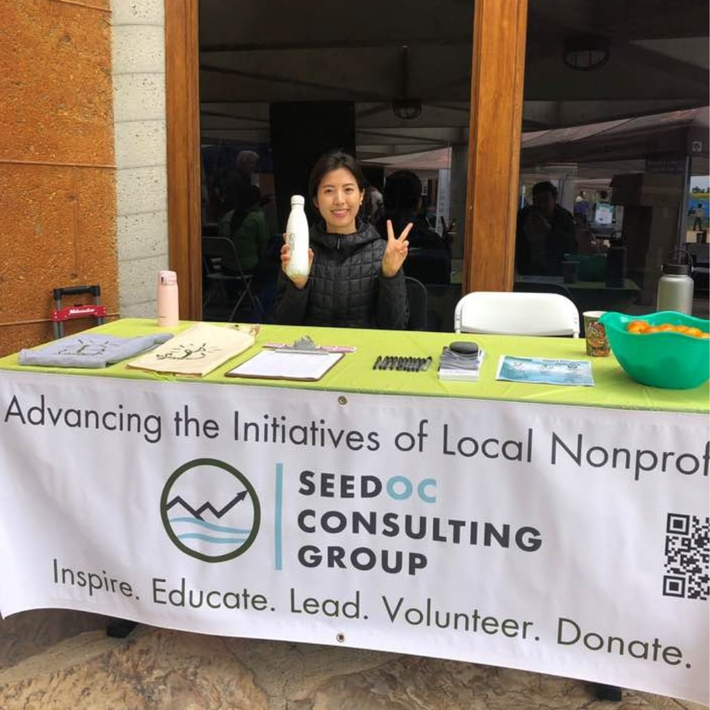 Volunteering helps environmental nonprofits advance our environmental initiatives. It's also a great way to meet likeminded people and expand your network!