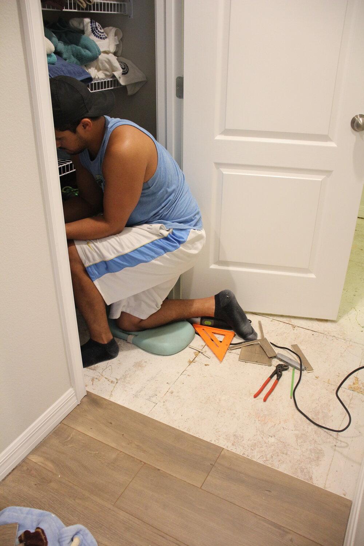 How To Install Coretec Floors, Coretec Laminate Flooring Installation