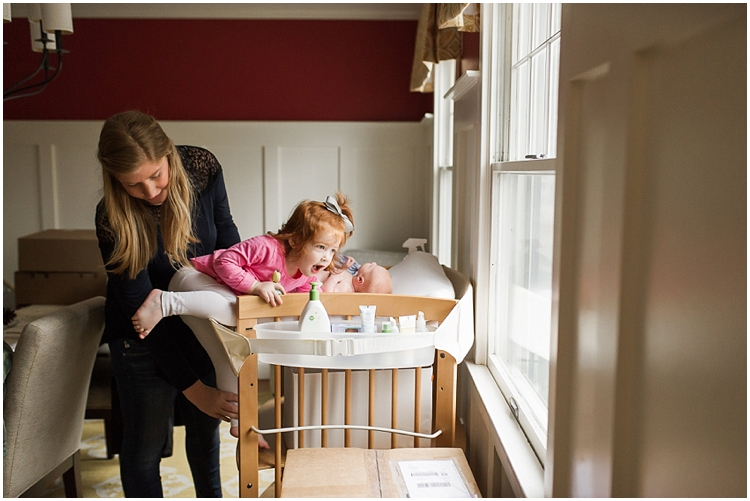 how to survive being a work at home mom