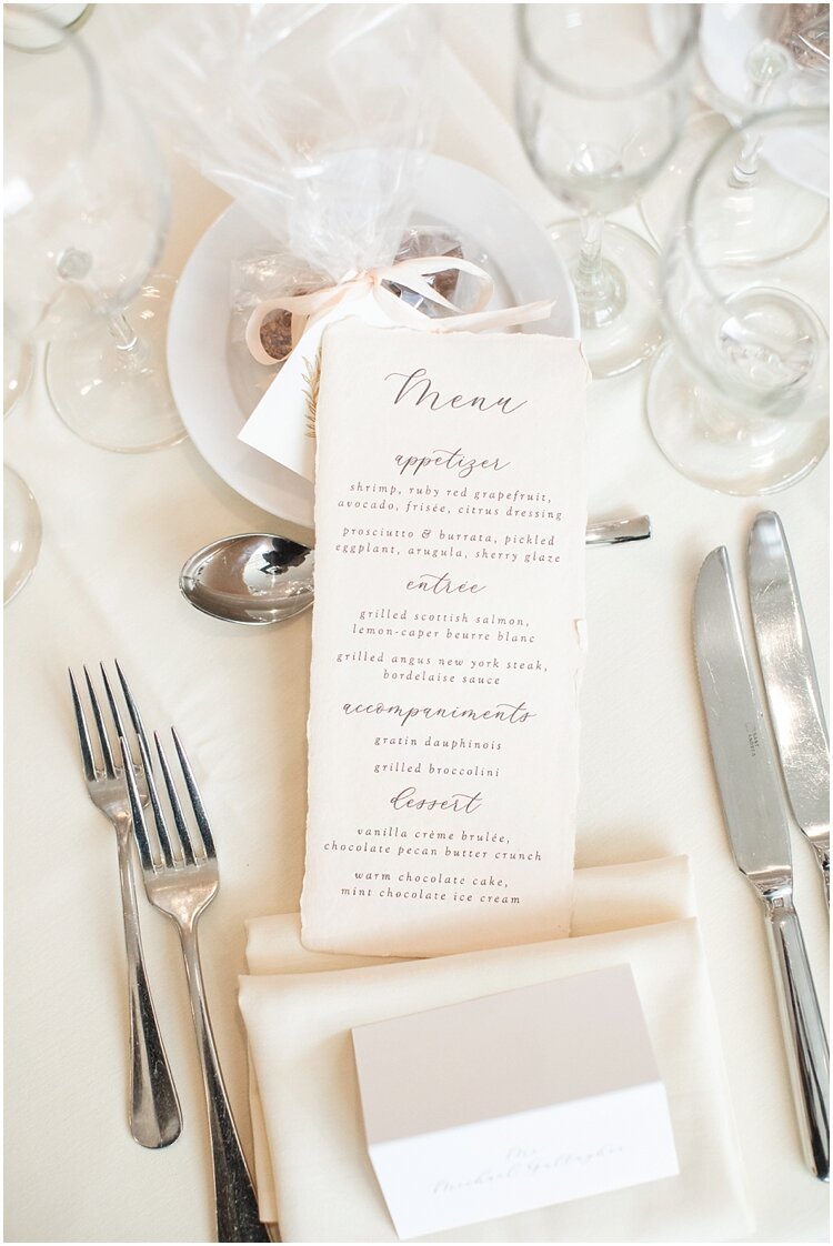 L'Escale Rehearsal Dinner Blush Paper Menu.jpg