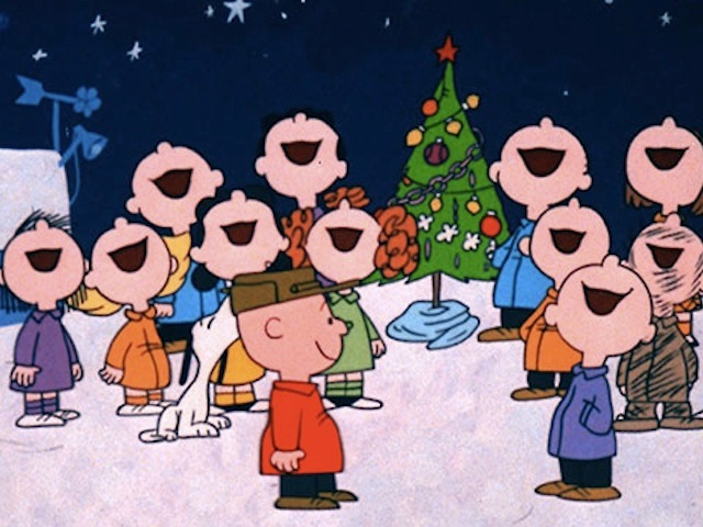 From CBS's 'A Charlie Brown Christmas'