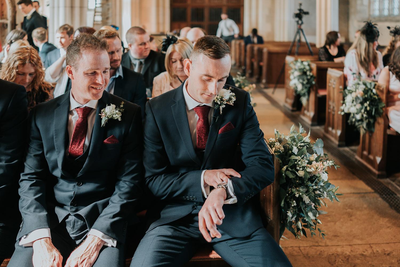 Dartington Church Wedding