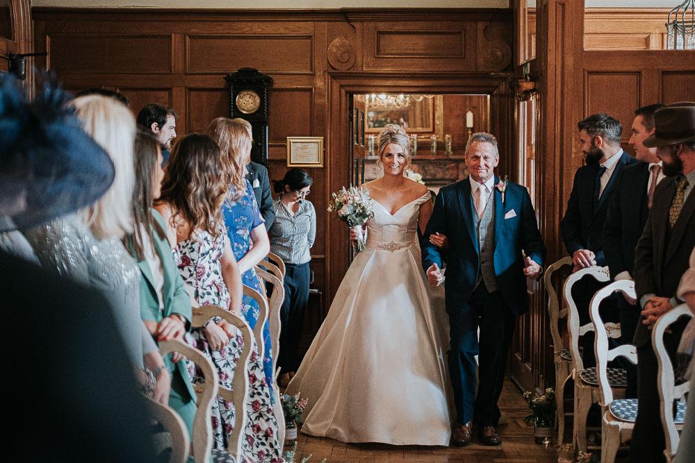 Buckland Tout Saints Wedding