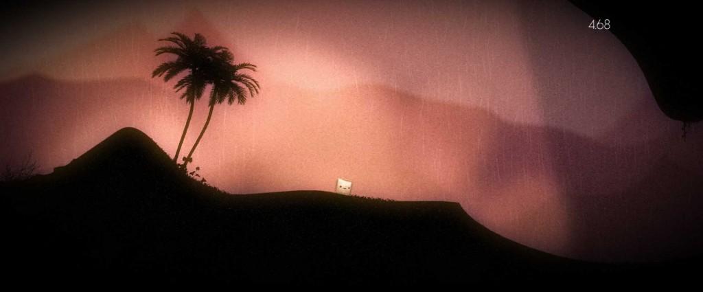Palmtree chilling