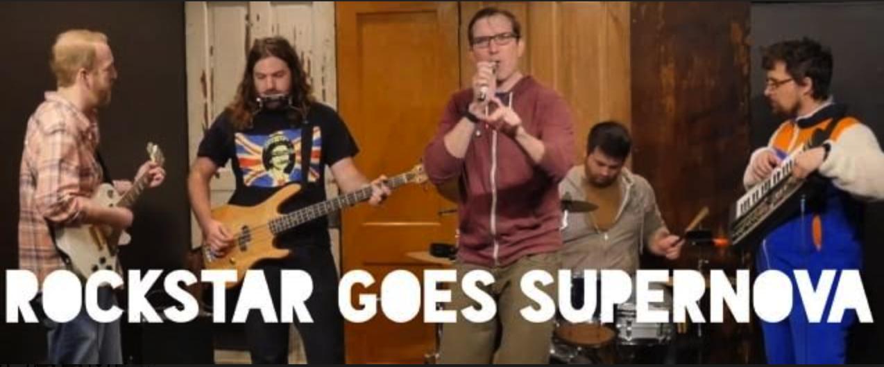 Rockstar Goes Supernova
