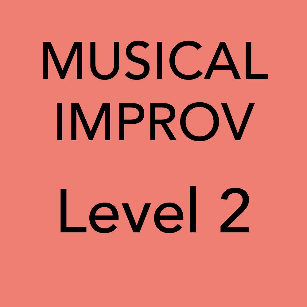 Musical Level 2