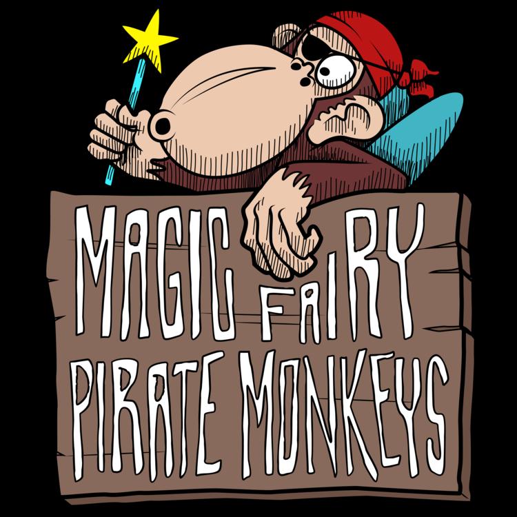 Magic Fairy Pirate Monkeys