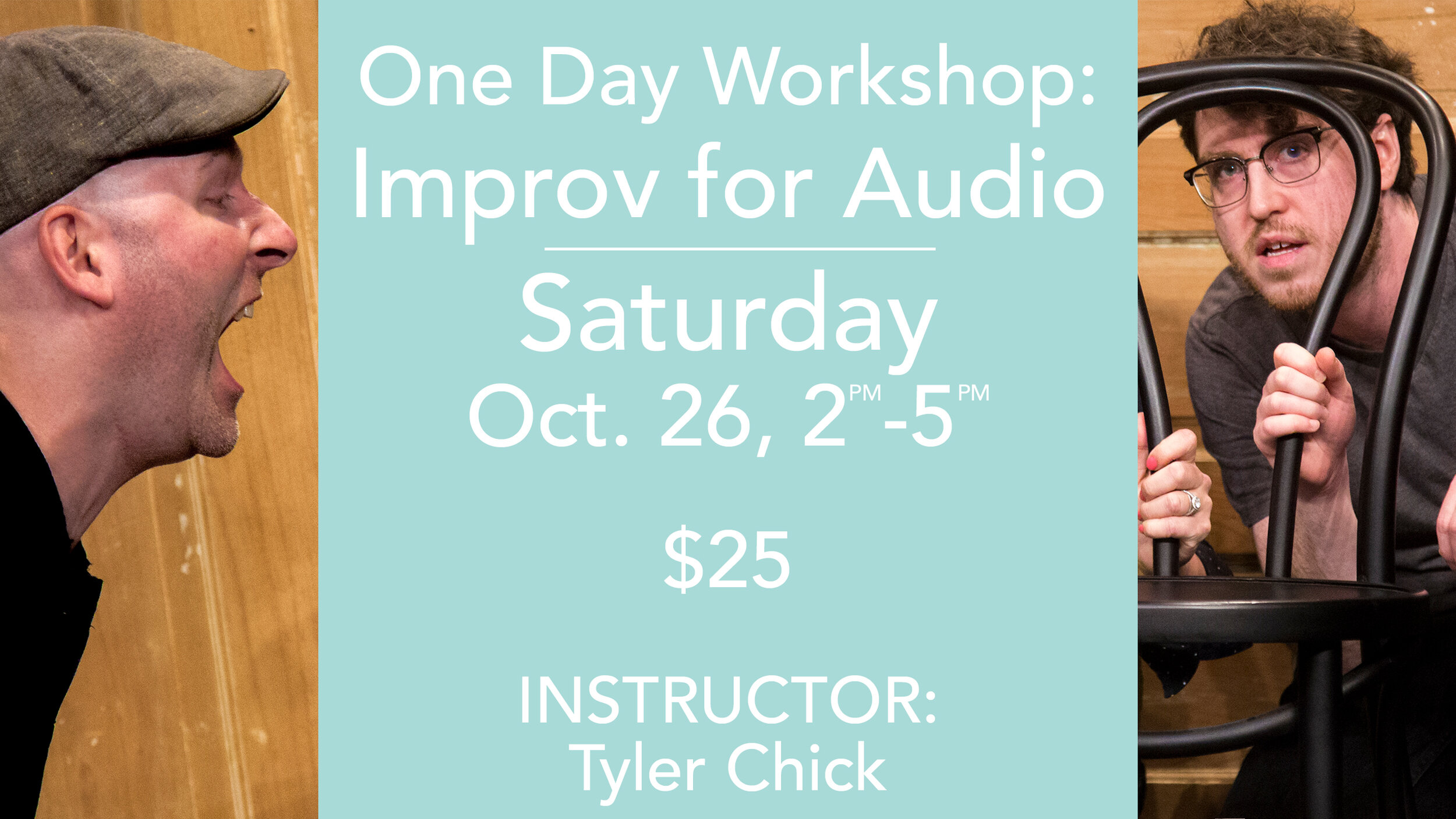 Improv For Audio Workshop