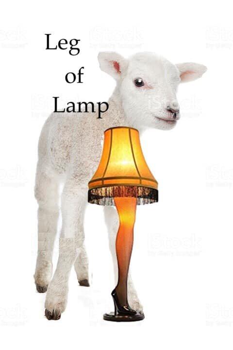 Leg of Lamp