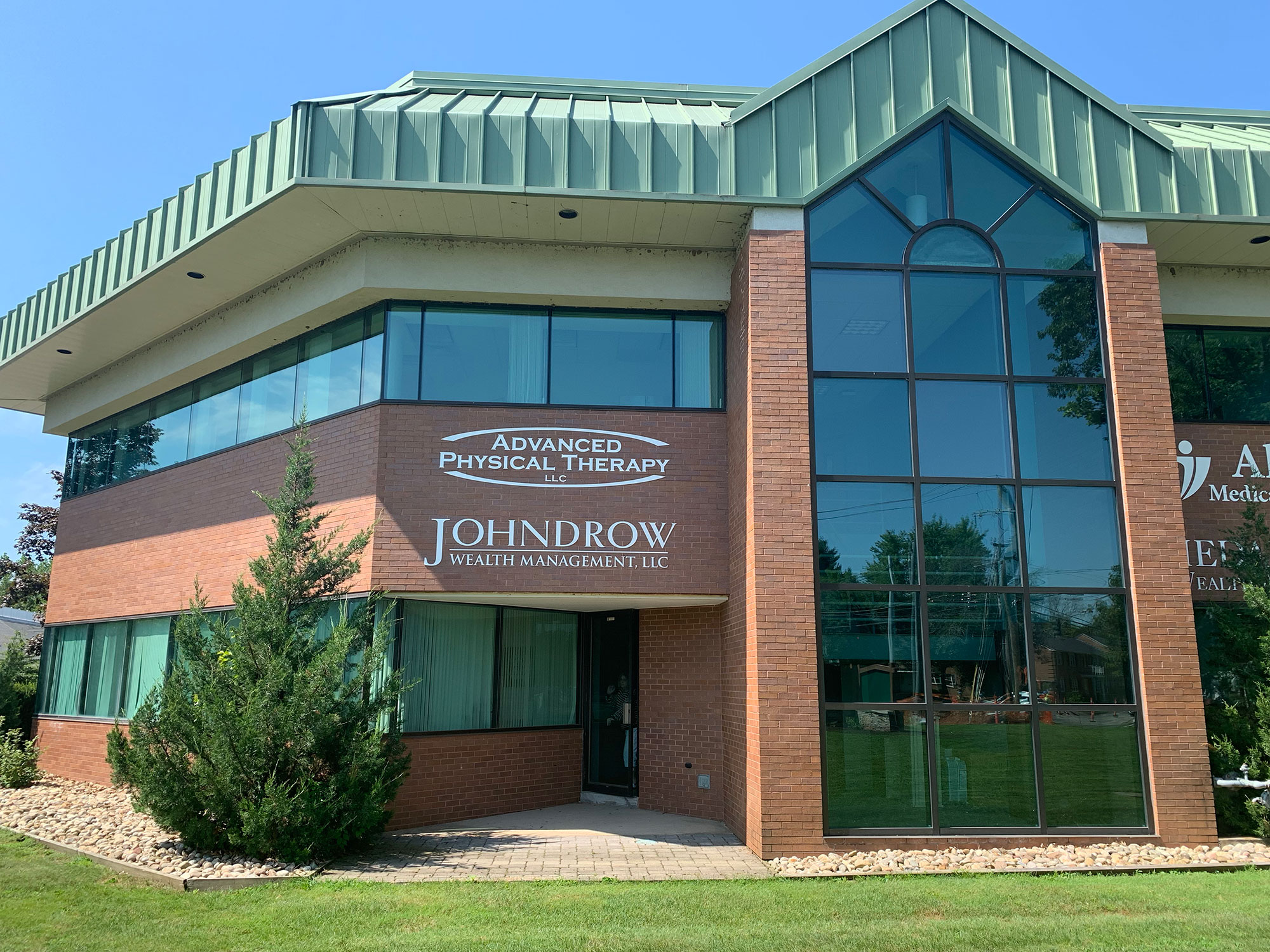 Our Location - 2 Bridgewater Road Farmington, CT 06032