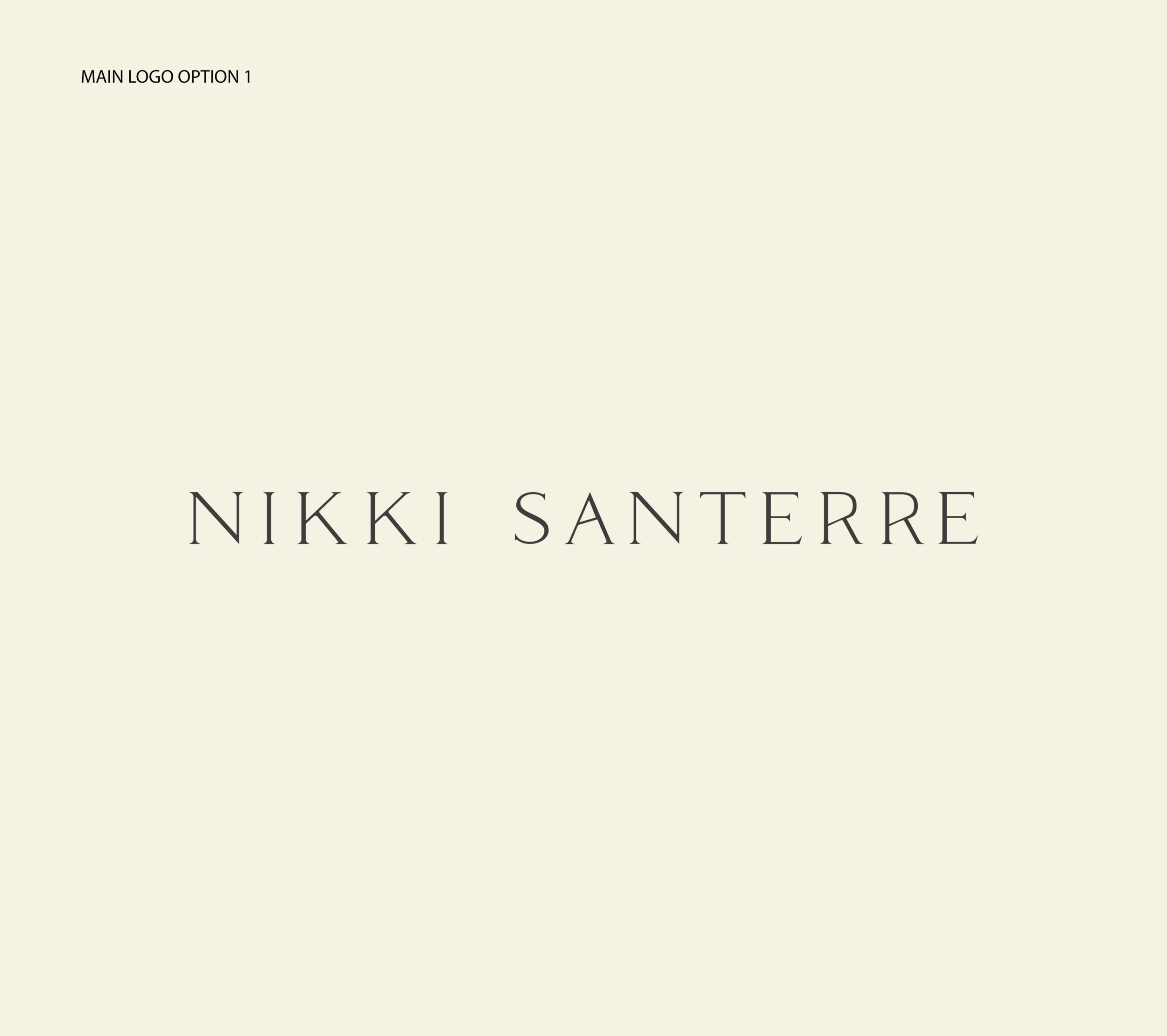 Logo Nikki chose