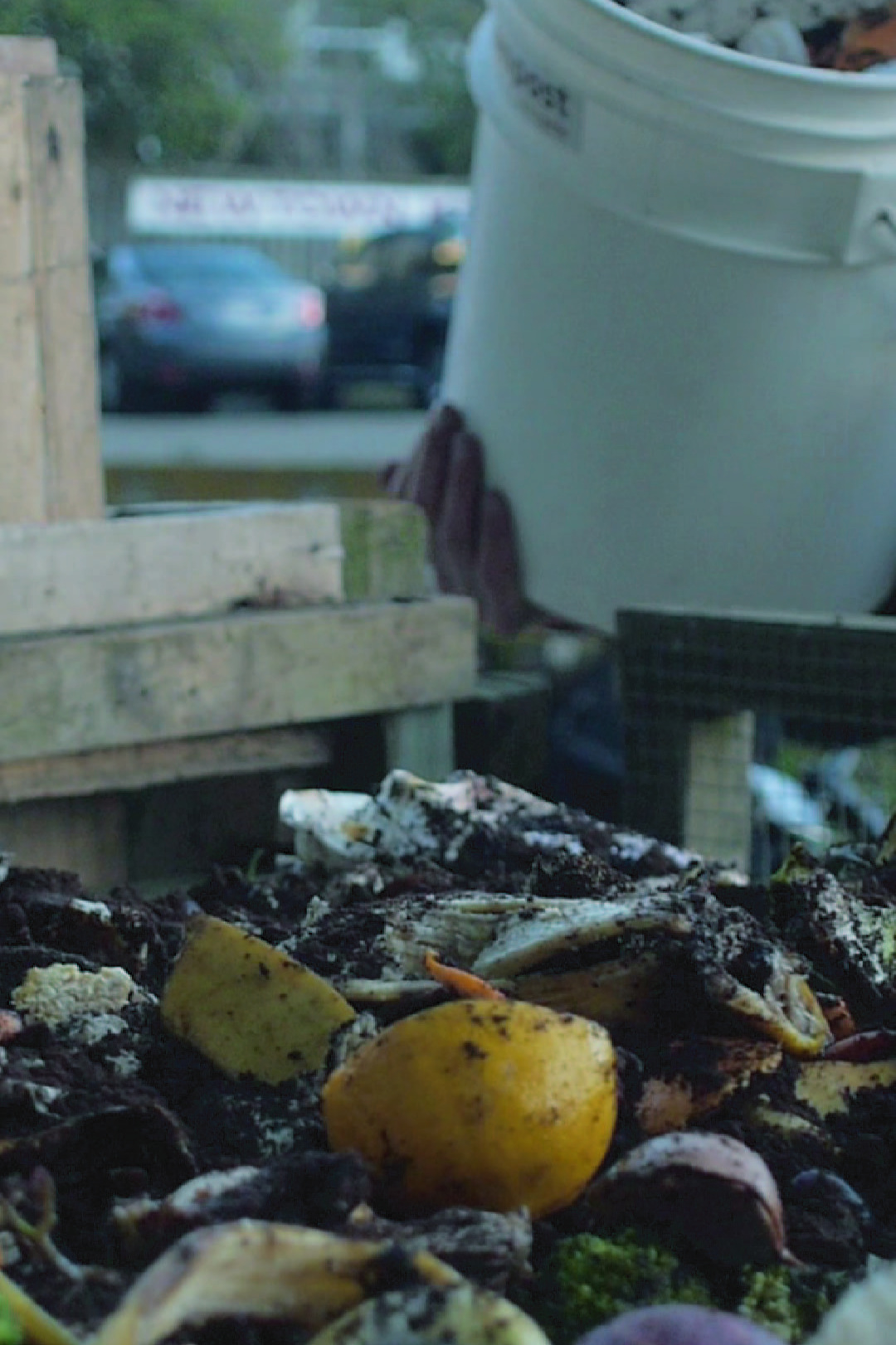 We are on a mission to see communities recycling their organic waste and growing nutrient dense food. -