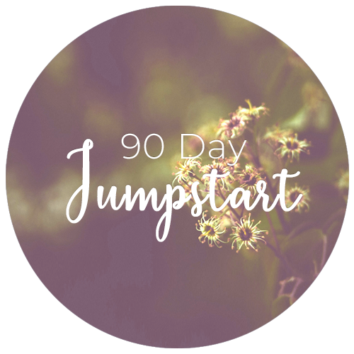 90 day jumpstart coaching sessions
