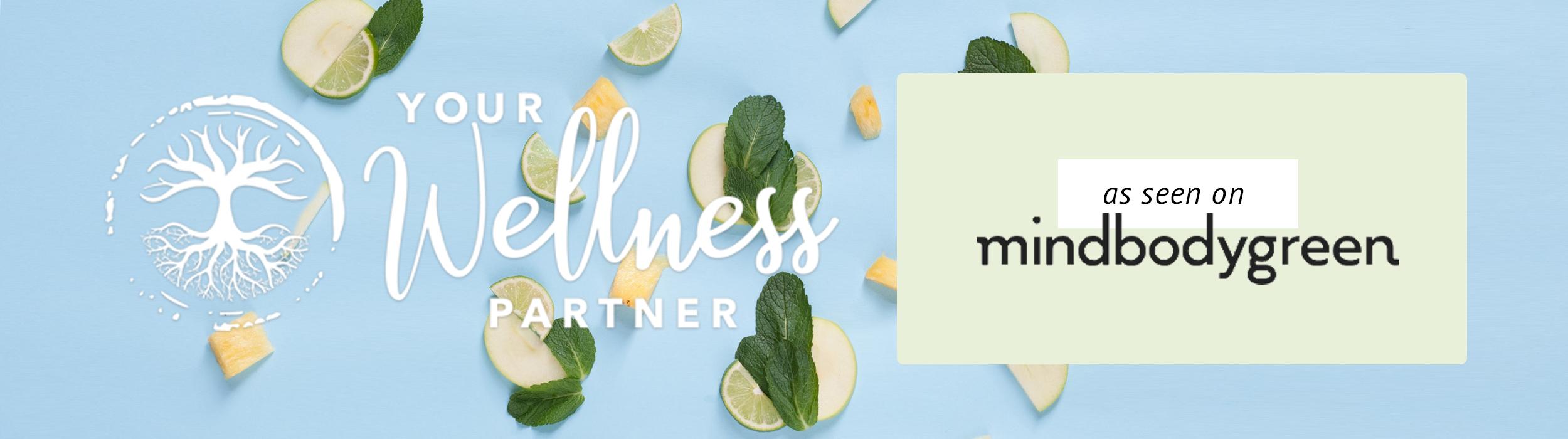 your wellness partner on mindbodygreen