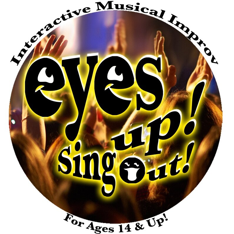 To book Eyes Up! Sing Out! for your next show or event, please click HERE. Thank you! -
