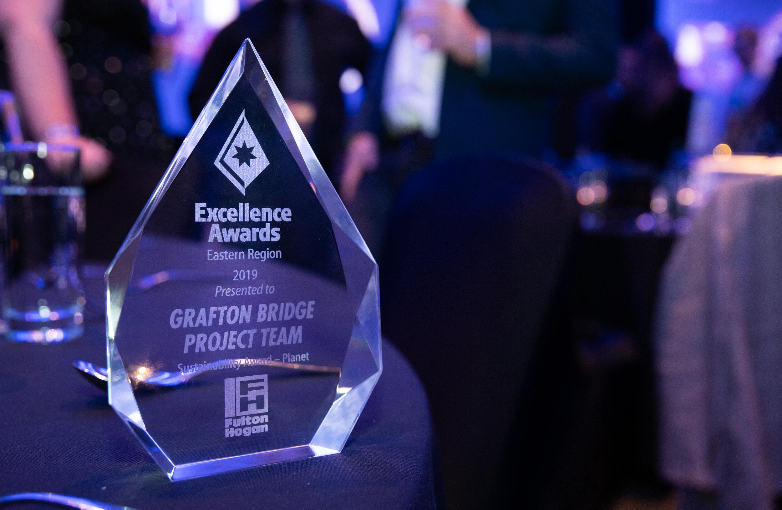 Fulton Hogan - Eastern Region Awards 2019