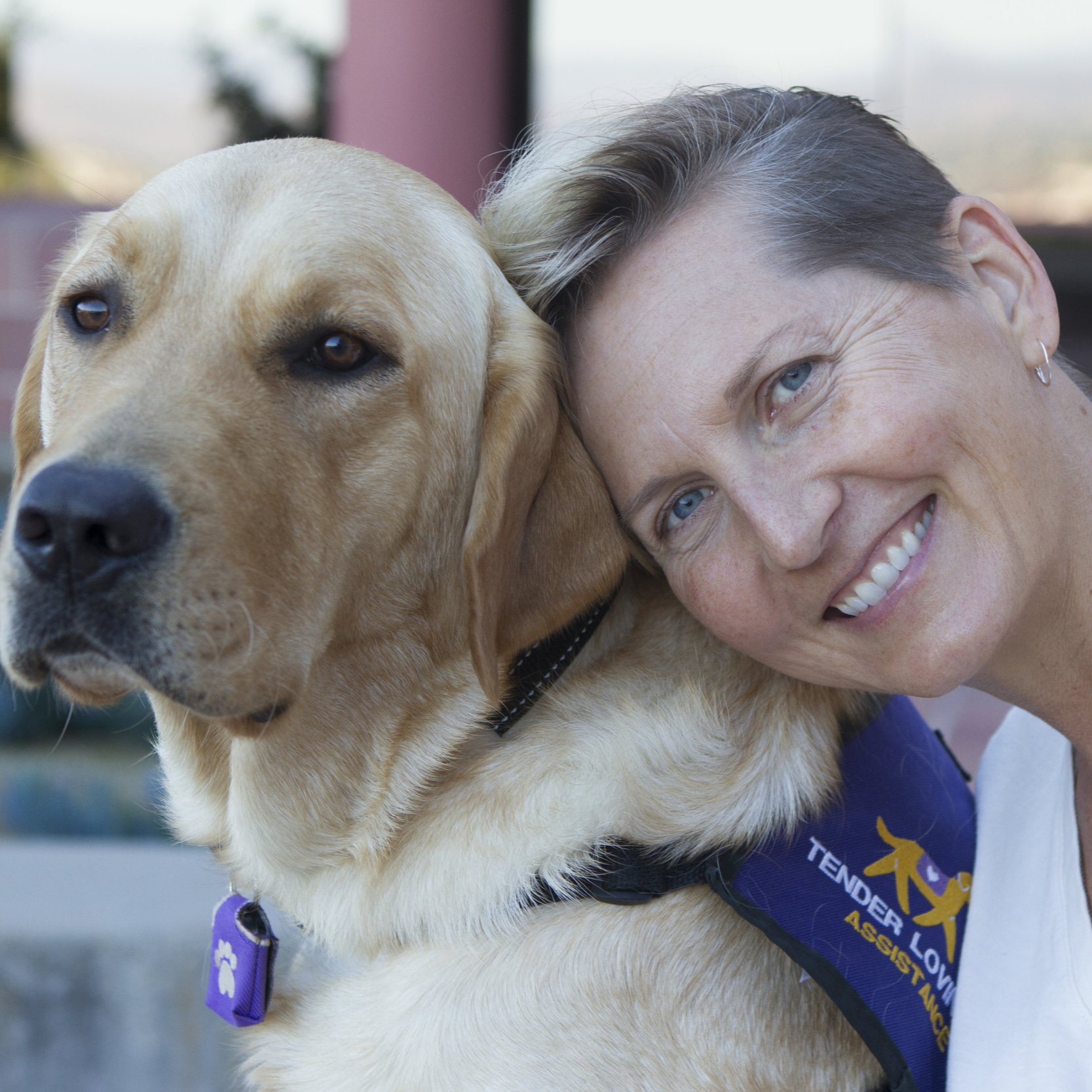 Service dog helps San Diego veteran with PTSD