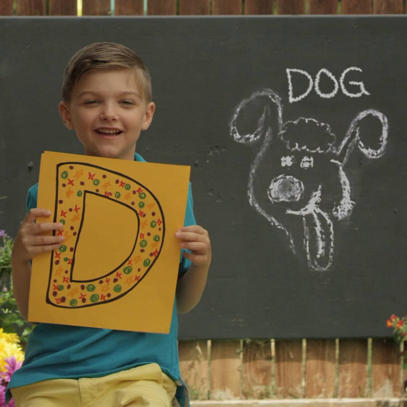 D is for Dog - Writer/director Paige Morrow Kimball  makazanfilms.com