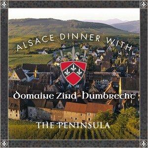 Alsace Dinner with Domaine Zind-Humbrecht  Peninsula Beverly Hills   June 8, 2018