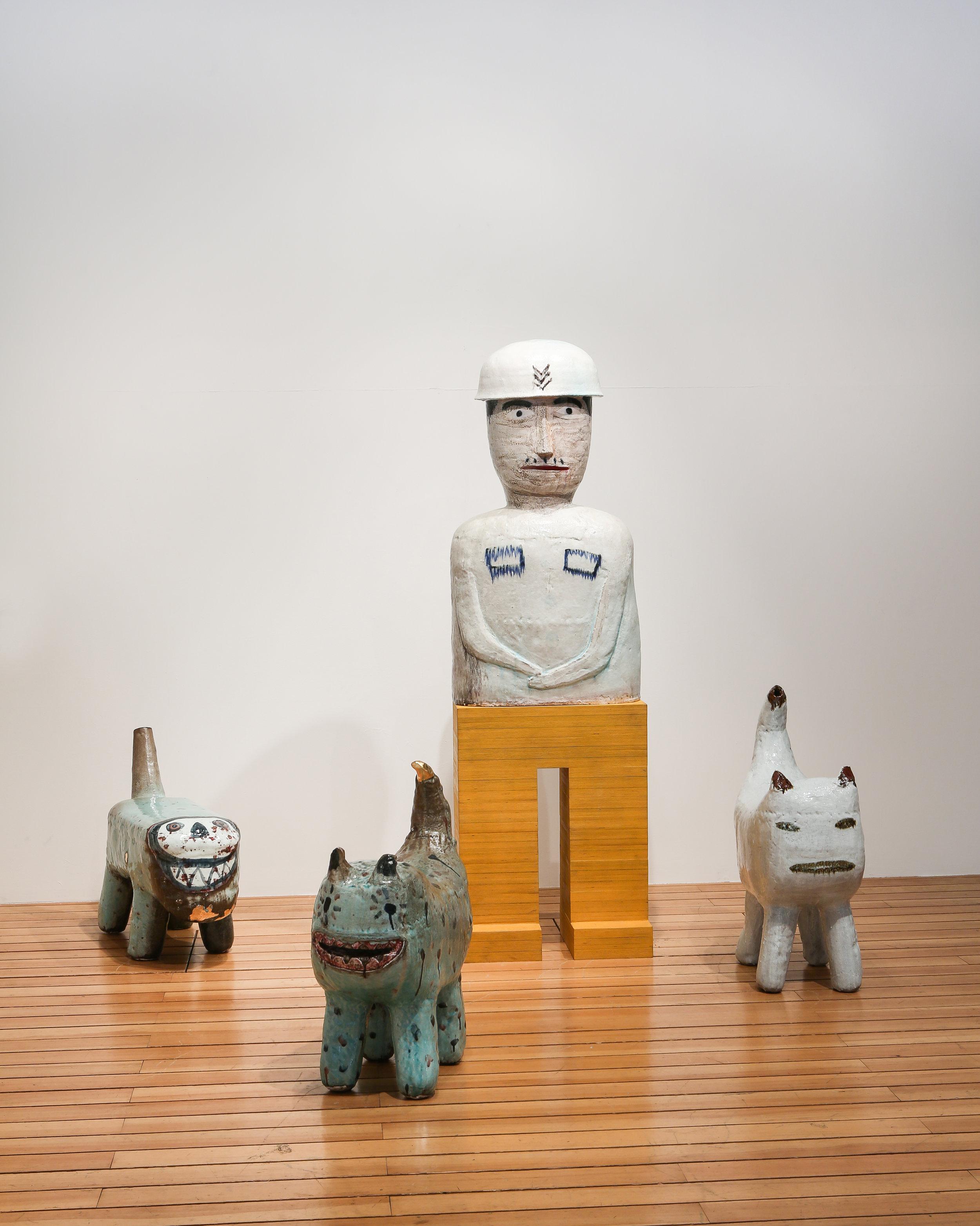 이헌정, soldier, 2008, Ceramic, 30x65x85cm(1).jpg