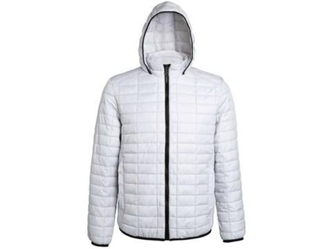 White Lightweight Coat